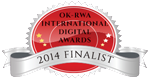 2014 finalist in the International Digital Awards in the Suspense category